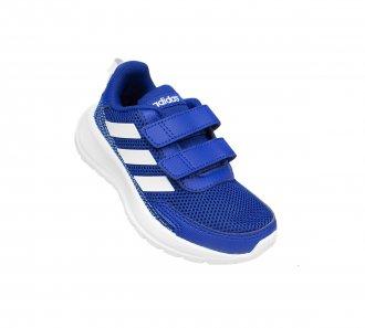 Imagem - Tênis Casual EVA Adidas Tensaur Run C Infantil cód: 055335