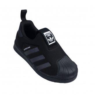 Imagem - Tênis Casual Kids Adidas Superstar 360 I  cód: 049876