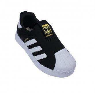 Imagem - Tênis Casual Adidas Superstar 360 I Kids cód: 049881