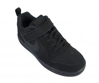 Imagem - Tênis Casual Nike Court Borough Juvenil cód: 043934