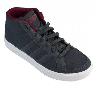 Imagem - Tênis Casual Adidas Vs Set Mid Masculino cód: 044551
