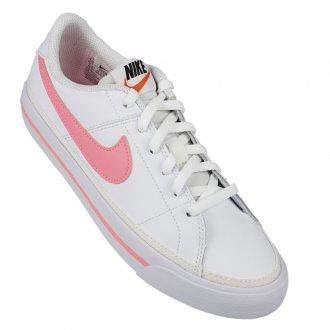 Imagem - Tênis Casual Nike Court Legacy Juvenil cód: 060502