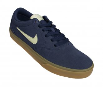 Imagem - Tênis Casual Nike Sb Charge Suede Masculino   cód: 055659