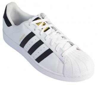 Imagem - Tênis Casual Adidas Superstar Foundation Masculino cód: 049874