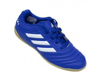 Imagem - Tênis Futsal Adidas Copa 20.4 Infantil cód: 058393