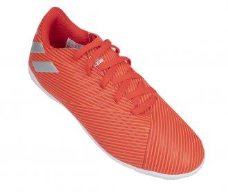 Imagem - Tênis Futsal Adidas Nemeziz 19.4 Juvenil cód: 051632