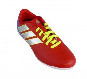 Imagem - Tênis Futsal Juvenil Adidas Nemeziz Messi 18.4 cód: 048924