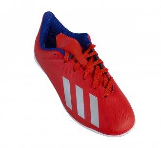 Imagem - Tênis Futsal Juvenil Adidas X 18.4 cód: 048922