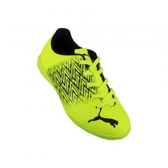 Imagem - Tênis Futsal Puma Tacto It Ps Infantil Masculino cód: 061061