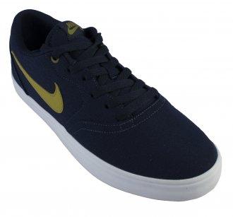 Imagem - Tênis Casual Nike Sb Check Solar Cnvs Masculino cód: 048297