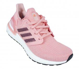 Imagem - Tênis Passeio Adidas Ultraboost 20 Feminino cód: 056953