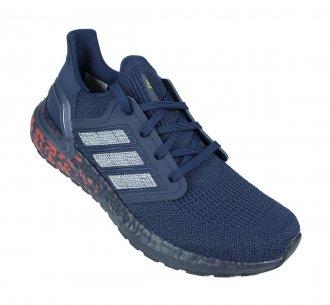 Imagem - Tênis Passeio Adidas Ultraboost 20 Masculino cód: 056955