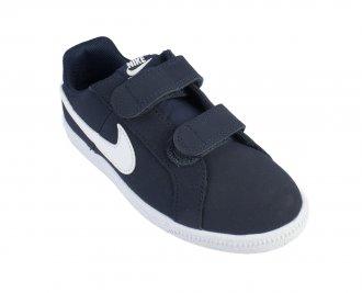 Imagem - Tênis Passeio Infantil Nike Court Royale (Psv)  cód: 045112