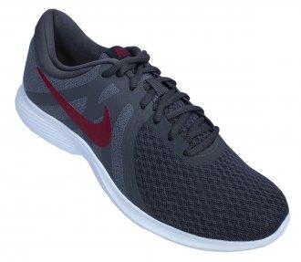 Imagem - Tênis Passeio Nike Revolution 4 Masculino cód: 051134