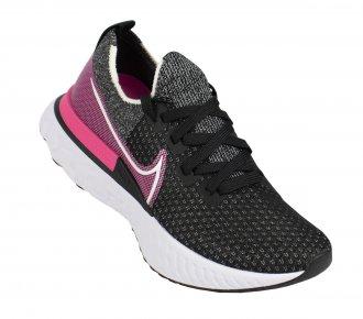 Imagem - Tênis Passeio Nike React Infinity Run Fk Feminino cód: 059092