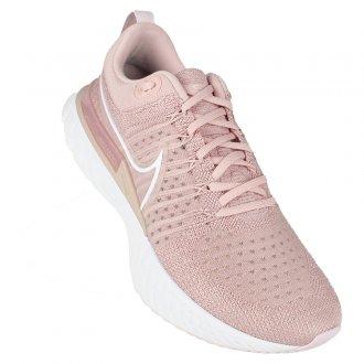 Imagem - Tênis Passeio Nike React Infinity Run Fk Feminino cód: 061430