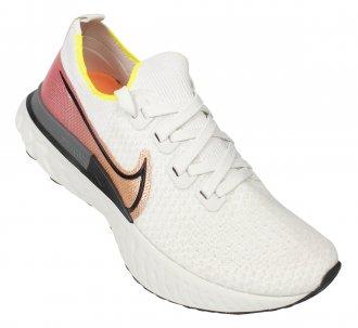 Imagem - Tênis Passeio Nike React Infinity Run Fk Feminino cód: 055935