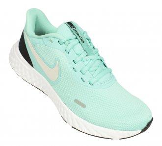 Imagem - Tênis Passeio Nike Revolution 5 Feminino cód: 057175