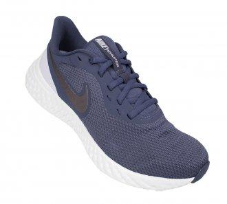 Imagem - Tênis Passeio Nike Revolution 5 Feminino cód: 054014
