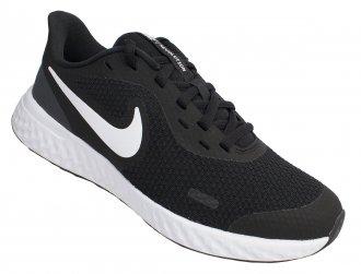 Imagem - Tênis Passeio Nike Revolution 5 (GS) Juvenil cód: 053817