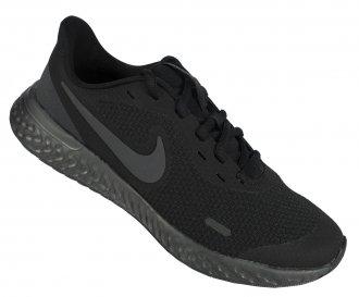 Imagem - Tênis Passeio Nike Revolution 5 (GS) Juvenil cód: 057563