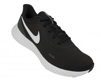 Imagem - Tênis Passeio Nike Revolution 5 Masculino cód: 054013