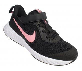 Imagem - Tênis Passeio Nike Revolution 5 PSV Infantil cód: 053818