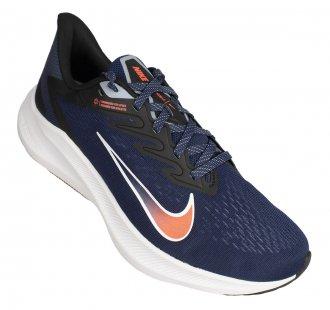 Imagem - Tênis Passeio Nike Zoom Winflo 7 Masculino cód: 057133
