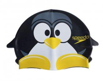 Imagem - Touca Natação Speedo Pinguim Cap Infantil  cód: 028248