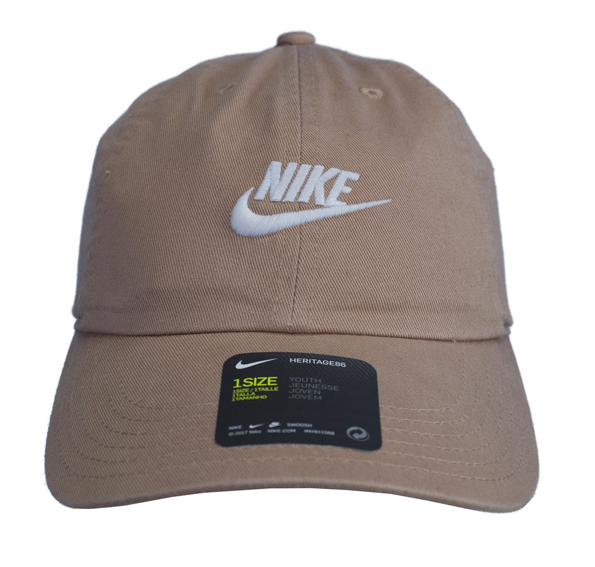 Boné Aba Curva Nike H86 Cap Futura Infantil