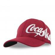 Imagem - Boné Aba Curva Coca Cola 33415 Bordado Masculino