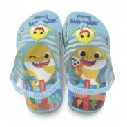 Imagem - Chinelo de Dedo Infantil Ipanema 26564 Baby Shark Menino