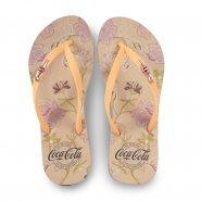 Imagem - Chinelo de Dedo Coca Cola CC3315 Fresh Garden Feminino