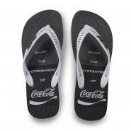 Imagem - Chinelo de Dedo Coca Cola Motto CC3087 Masculino