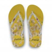 Imagem - Chinelo de Dedo Coca Cola Special Daisies CC3110 Feminino