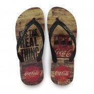 Imagem - Chinelo de Dedo Coca Cola Real Pack CC3100 Masculino