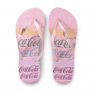 Imagem - Chinelo de Dedo Coca Cola Types Of CC3065 Feminino