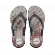 Imagem - Chinelo Deck Holly  Masculino Coca Cola CC2383