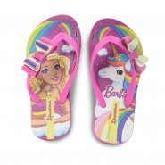 Imagem - Chinelo Infantil Ipanema Barbie Fan e Unicórnio
