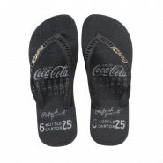 Imagem - Chinelo de Dedo Coca Cola CC3347 Bottle Carton Masculino