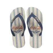 Imagem - Chinelo de Dedo Coca Cola CC3343 Wing Bars Masculino
