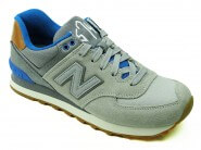 Tênis New Balance Casual 574 Unissex