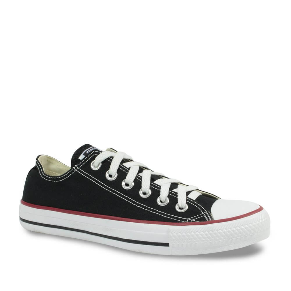 cccc50853 Tênis Unissex All Star – Preto Branco Ref. CT00010007 CT114128