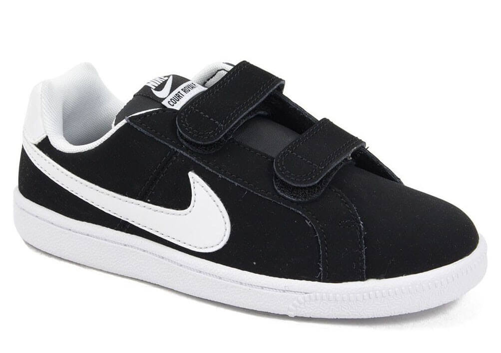 Tênis Nike Court Royale casual Infantil Masculino 903aff6bbbc08