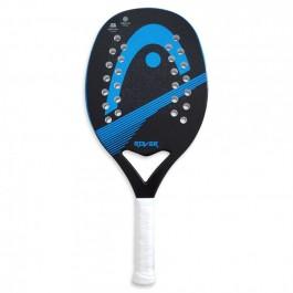 Imagem - Head Raquete Beach Tennis Rover Preto Azul