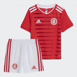 Imagem - Adidas Mini Kit Inter 1 2021 Vermelho