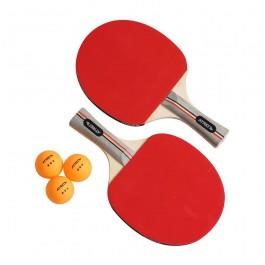 Imagem - Atrio Kit Ping Pong Raquetes E Bolas