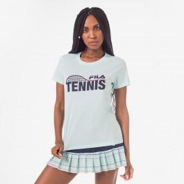 Imagem - Fila Camiseta Fem Tennis Racket