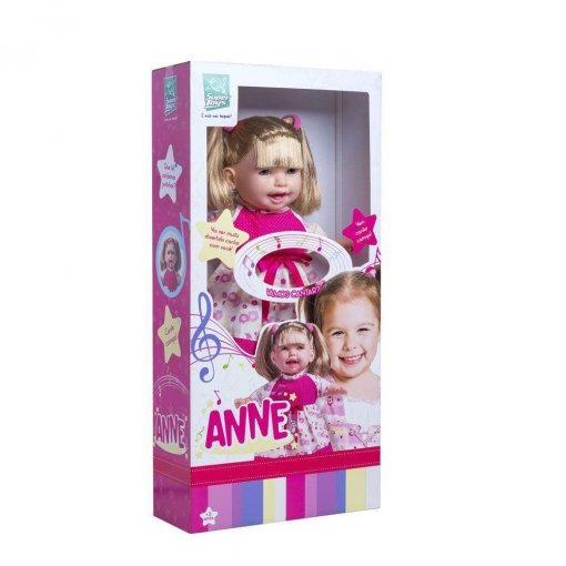 Anne Cante Comigo
