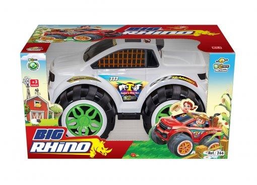 Big Rhino Pick Up Vermelho
